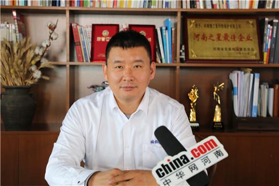 """河南豫之星作物保护有限公司董事长李国建:农民信赖的""""增产药之父"""""""