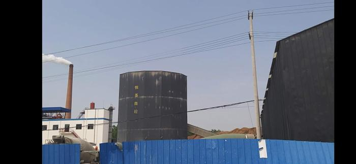 河南沈丘恒基商砼有限公司长期污染 彰显当地政府部门监管