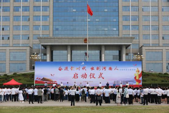 中国搜索邵军:中原更加出彩的道路上 离不开每一个河南人的参与