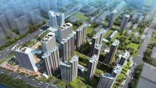 郑州瀚海思念城被取消绿牌工地资格