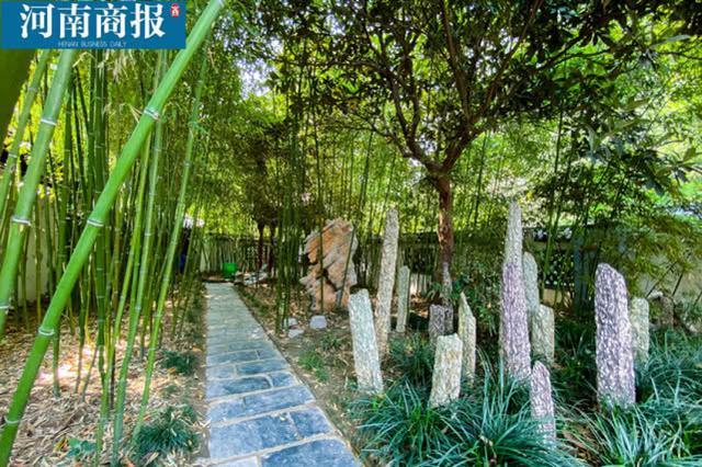 """郑州这里""""藏""""着一座苏州园林,内有多座仿古建筑!园名竟还有这样的寓意"""