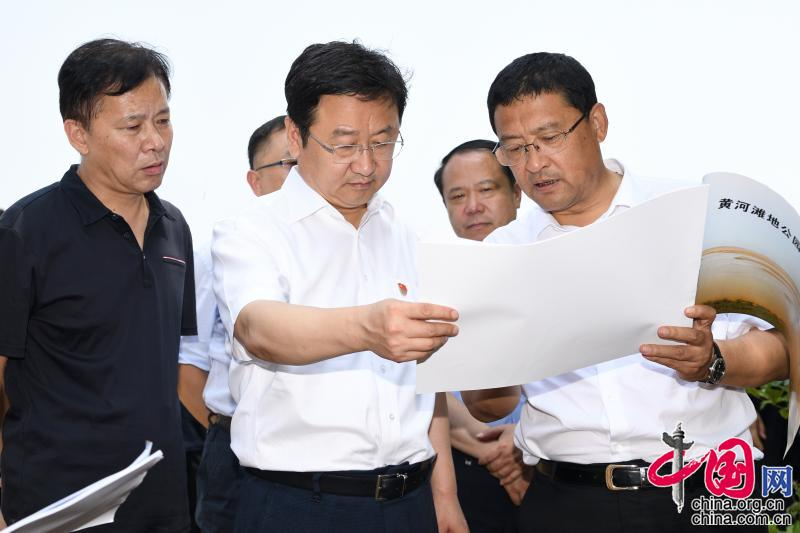 河南省副省长、郑州市市长、郑州市总河长王新伟:在打造幸福河上扛起郑州责任、展现郑州作为